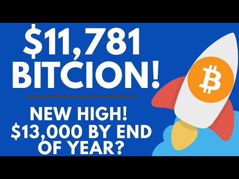 Crypto News | New Bitcoin High At $11,721! $13,000 End of Year? Senate To Make Crypto Illegal!