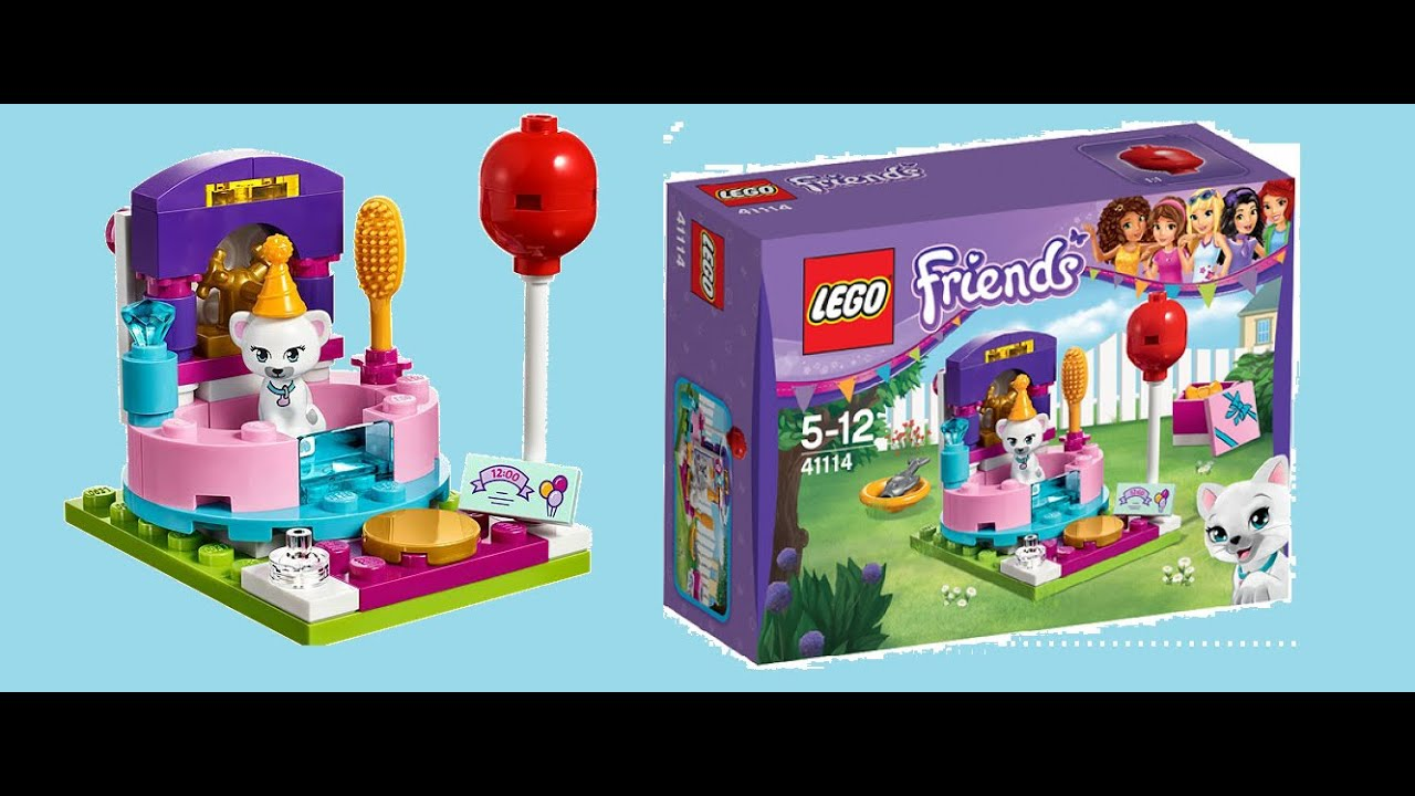 Image result for lego Party Styling 41114