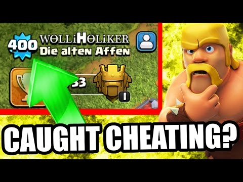 Clash Of Clans - LEVEL 400 CHEATING? - HIGH LEVEL PLAYER LEGIT OR NOT?