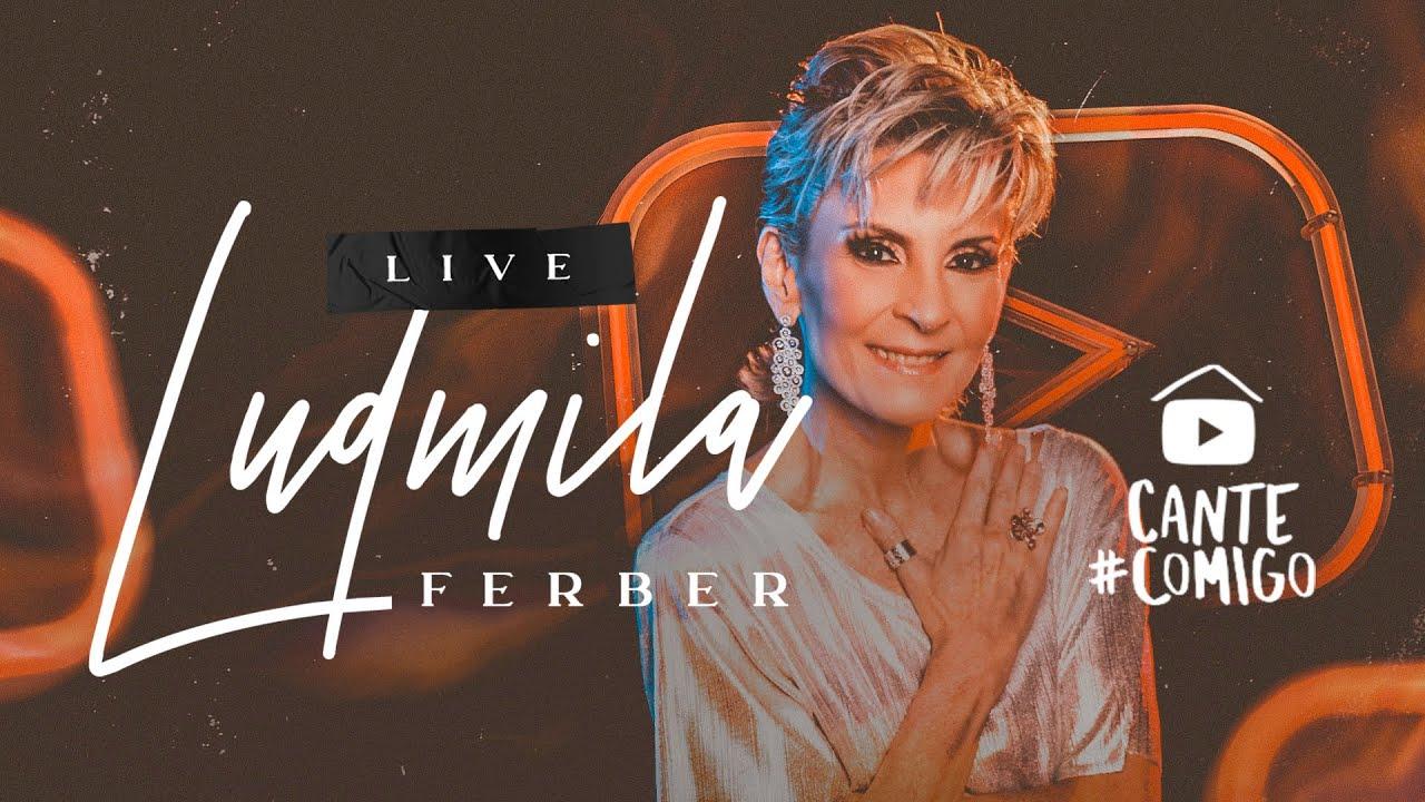 Ludmila Ferber | LIVE | #CanteComigo #FiqueEmCasa #LiveLudmilaFerber