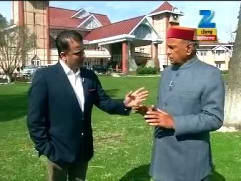 DIRECT WITH DINESH- EXCLUSIVE ENCOUNTER OF HIMACHAL'S FORMER CM PREM KUMAR DHUMAL