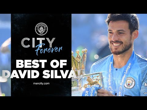 The best moments of David Silva!  |  Forever city