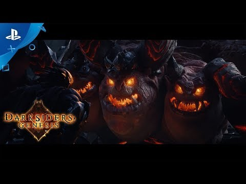 Darksiders Genesis - Announce Trailer | PS4