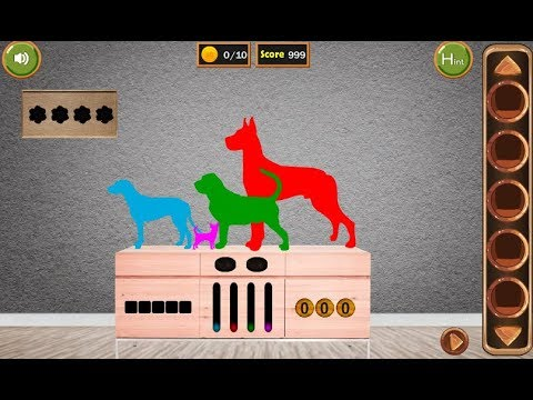 8b Dalmatian House Escape Walkthrough [8bGames]