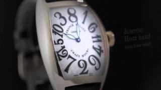 Franck Muller - Crazy Hours