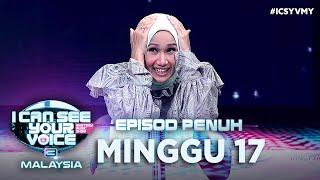 [FULL] I Can See Your Voice Malaysia (Musim 3) Minggu 17 - Amy Mastura | #ICSYVMY