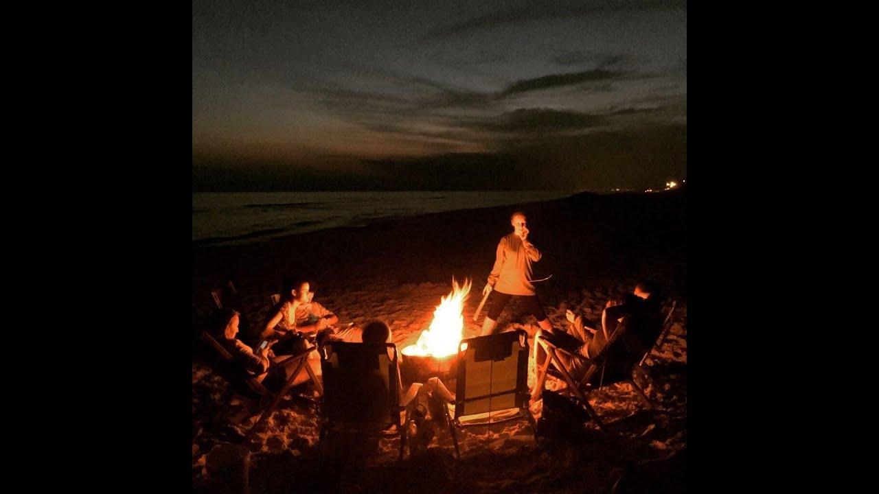 Beach Bonfires On 30a The Al