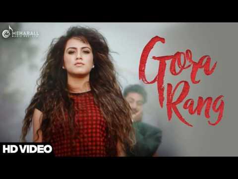 Gora Rang - Lyrical Video - Nik Attri - New Punjabi Songs 2017 - Meharall Music
