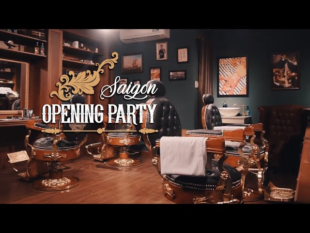 House of Barbaard Saigon - Opening Party