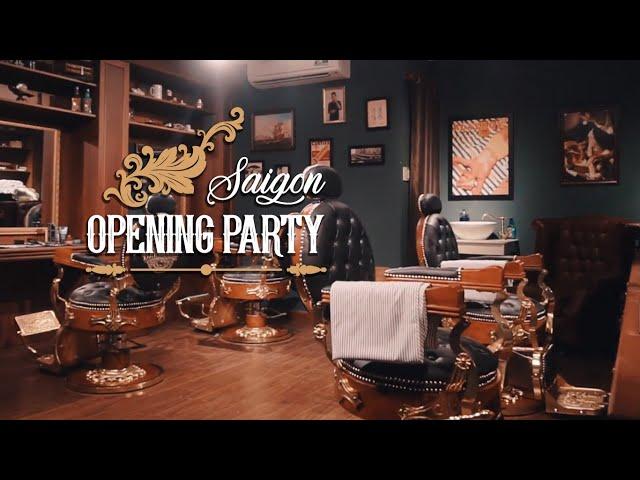 House of Barbaard Saigon - Opening Party