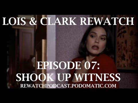 Lois & Clark Rewatch 07 - Shook Up Witness