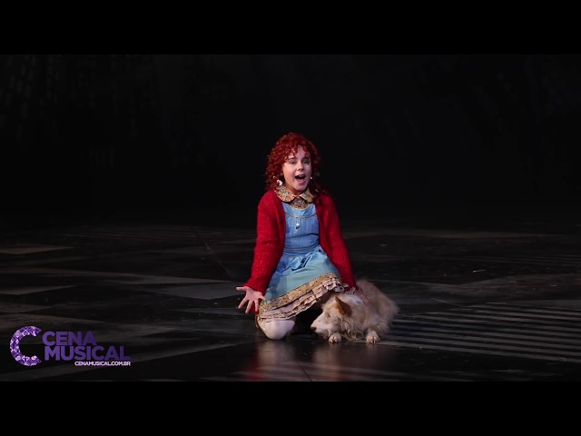 Annie, O Musical - Amanhã (Tomorrow)
