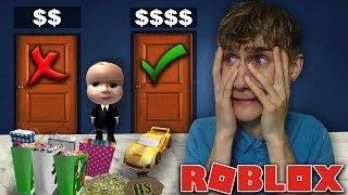 BABY MAG ALLES IN DE WINKEL KOPEN! (Roblox Adopt Me)