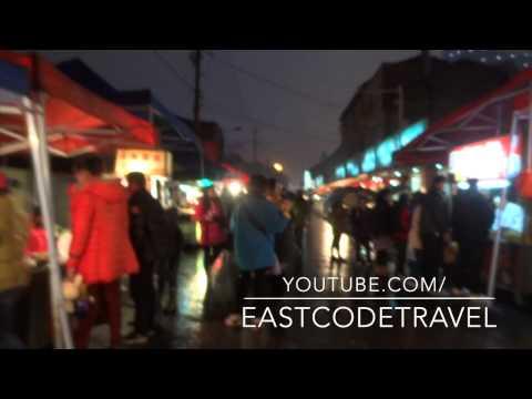zhong shan food street   南宁 中山路 Nanning