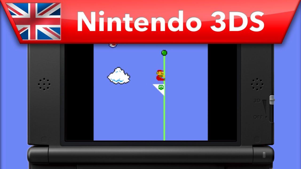 Super Mario Bros Deluxe Trailer Nintendo 3ds Youtube