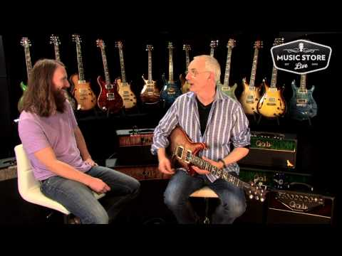 PRS Custom 24: Tone Review and Demo With Paul Reed Smith