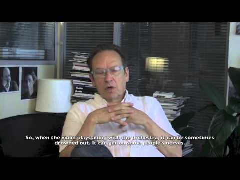 """Marc Monnet Interview """"à propos de  Mouvement, imprévus et ..."""