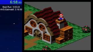 SlimKirby's 24-Hour Randomizer Stream - Super Mario RPG Randomizer