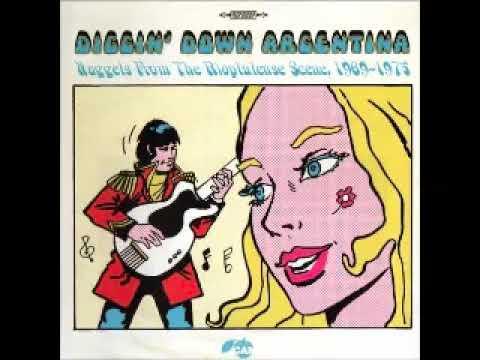 VA – Diggin' Down Argentina - 60s Nuggets From Rioplatense Scene, 1969-75 Rock Music Compilation