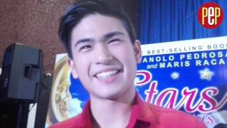 Manolo Pedrosa on why he does not have a girlfriend yet