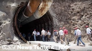 Nuclear Waste Mountain & Cyber War Games: VICE News Tonight Full Episode (HBO)