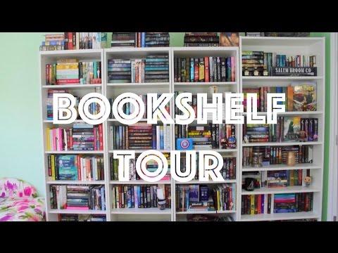 BOOKSHELF TOUR   2016