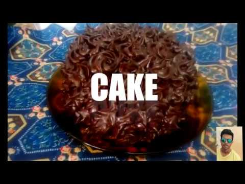 Indian Way - Rich chocolate cake recipe - Best and Easy way to make a Choco Cake at Home