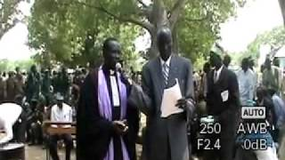 Naath Nuer-Maiwut County Celebrated South Sudan Independent Day