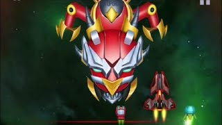 Galaxy Invaders: Alien Shooter Boss Level 216 Normal Campaign Dragon screenshot 4