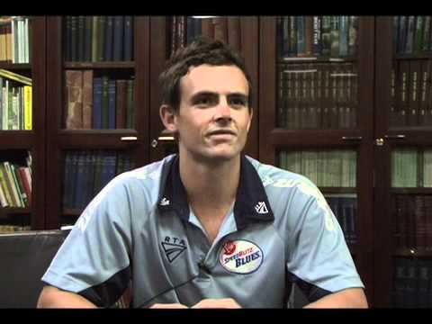 Stehpen O'Keefe Interview - Part 1/2 - 2010/11 Season Review and Australia A