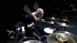 JINJER - Perennial Live Drum Playthrough