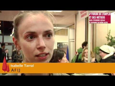 AFIJ - Une association au coeur de l'ESS - Forum Rhône Alpes