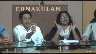 Kiss of Love: Press Meet, KoL Shall Prevail -  (Malayalam)