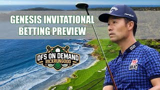 Genesis Invitational | Betting Preview 2020 - Outrights, Longshots & First Round Leader