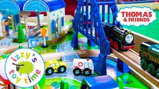 Thomas Train IMAGINARIUM EXPRESS TABLE! Thomas and Friends with Brio   Fun Toy Trains for Kids!