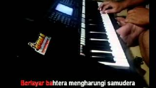 Bahtera Cinta Karaoke Yamaha PSR S750