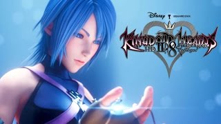 Kingdom Hearts HD 2.8 Final Chapter Prologue : A Primeira Meia Hora