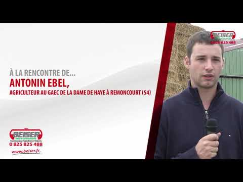 Témoignage client : Piquets PVC recyclés (Antonin Ebel)