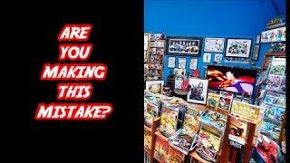 Größte Fehler, Den Ein Comic-Sammler Macht