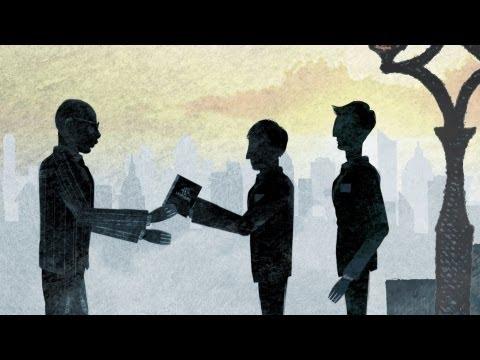 Una historia sobre el Libro de Mormón