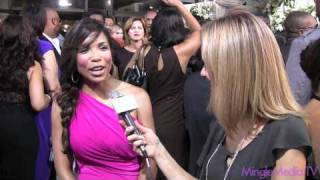 Maya Gilbert At Jumping The Broom Premiere