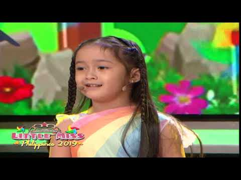 Little Miss Philippines 2019 - Introduction and Talent | July 16, 2019 thumbnail