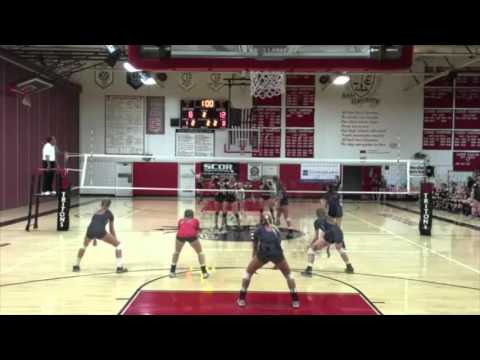Makena Ehlert #13 Outside Hitter, Brown Commit, Tesoro v. San Clemente