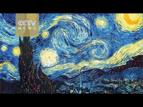"""Loving Vincent"": Hand painted film celebrates Van Gogh"