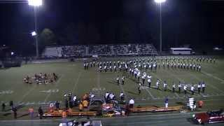 "South View Marching Tigers ""Pirates Queen Anne"