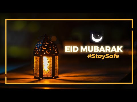 Eid Mubarak | Send Eid Video Greetings