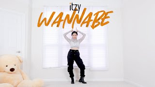 "ITZY ""WANNABE"" Lisa Rhee Dance Cover"