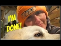 """When Homesteaders say """"I'm Done!"""""""