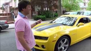 Авто из Америки, машины из США. Мега Авто 2010 Camaro RS.