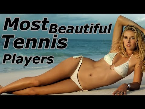 Top 10 Most Beautiful Tennis Players In The World 2017